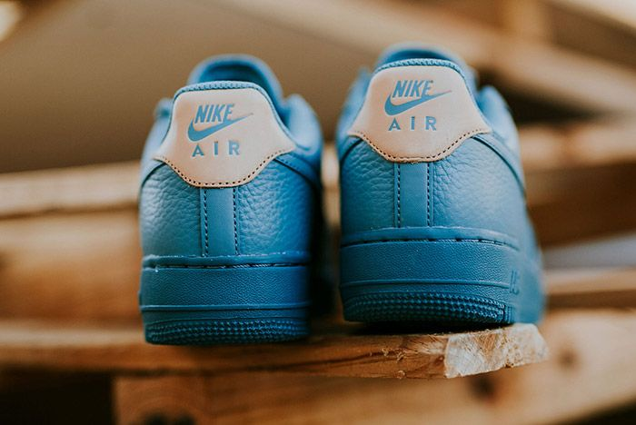 Nike Air Force 1 07 Lv8 Smokey Blue 7