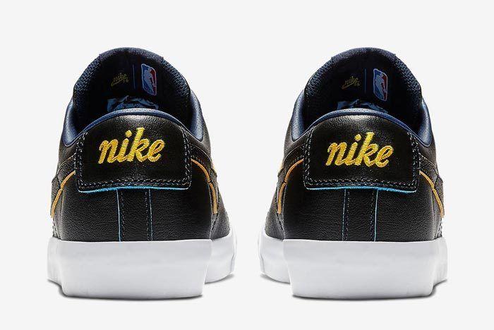 Nike Sb Bruin Nba Warriors 5