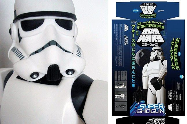 Star Wars Storm Trooper Super Shogun 2 1