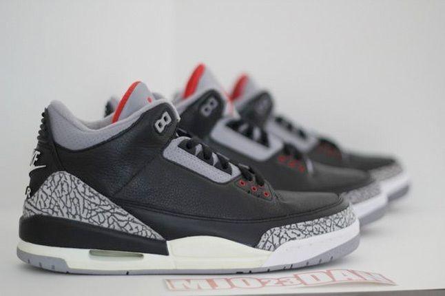 Air Jordan Iii Comparison 2 1