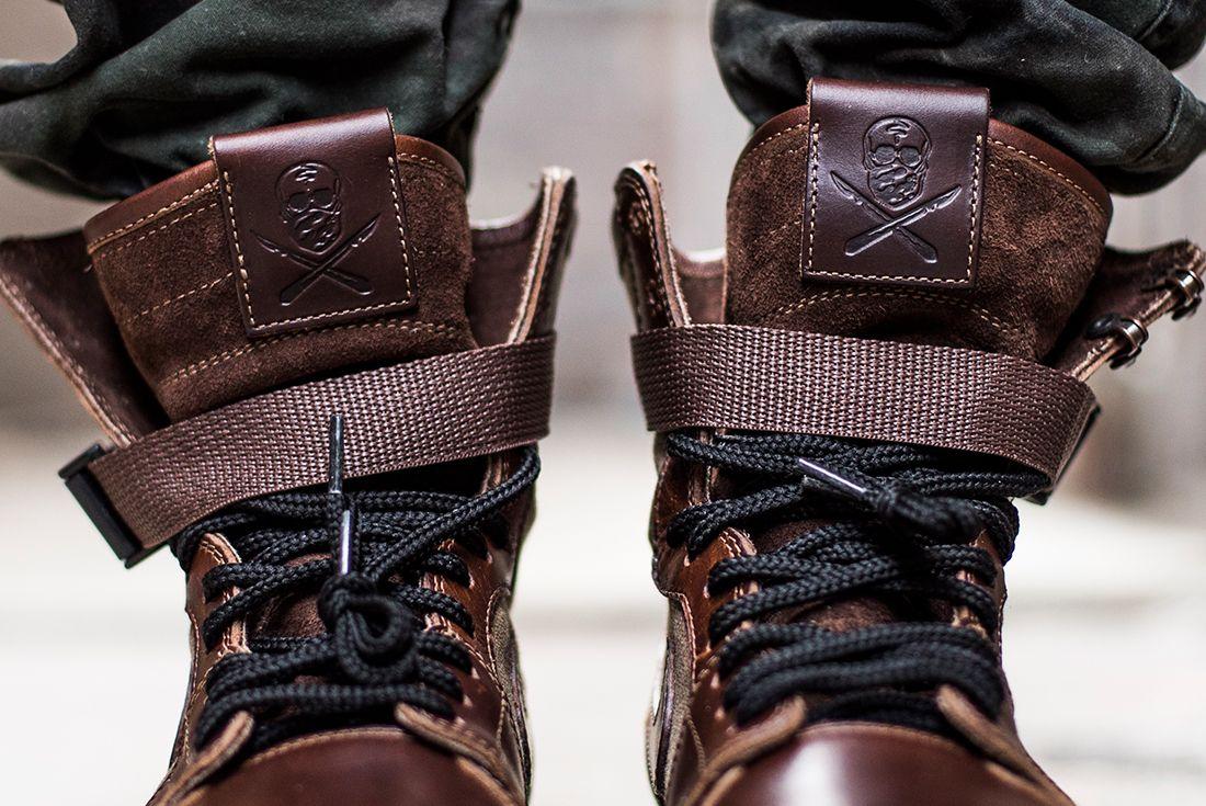 The Shoe Surgeon Reveals Special Field Air Jordan 12