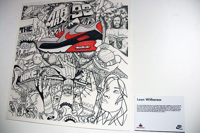 Nike X Foot Locker Am90 Exhibition 16 1