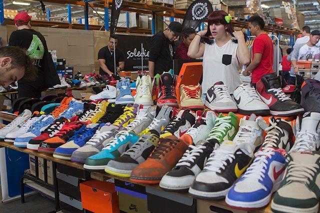 Hero Presents Sneaker Freaker Swap Meet Recap 29