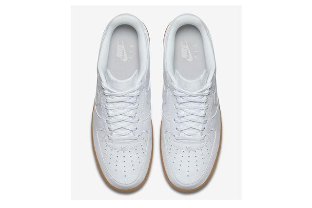 Nike Af1 White Gum 6