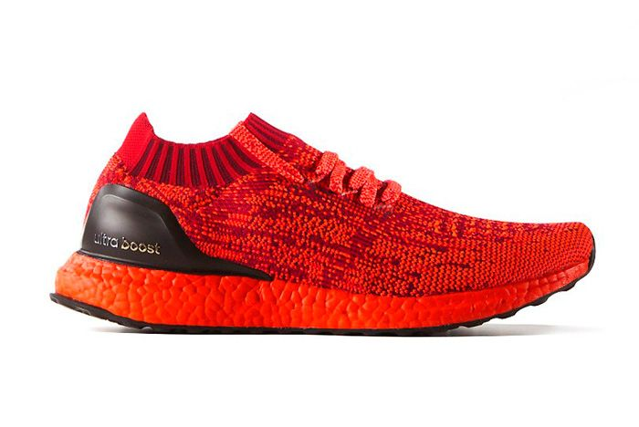 Adidas Ultra Boost Uncaged Triple Red 3