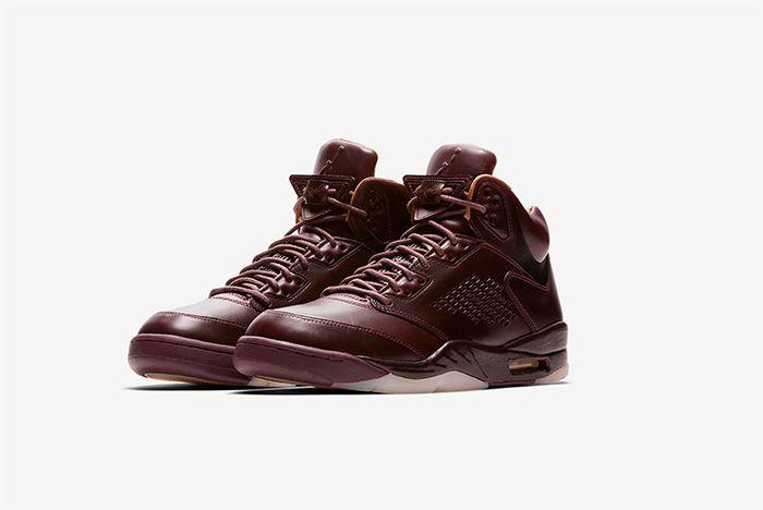 Jordan 5 Bordeaux Premium 11