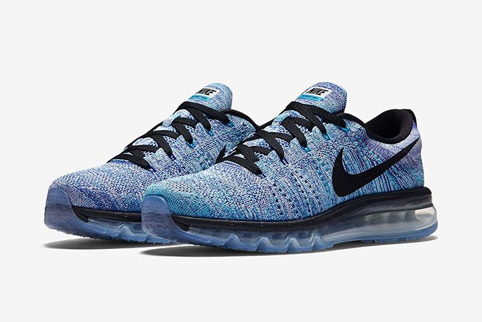 Nike Flyknit Air Max Chlorine Blue 2