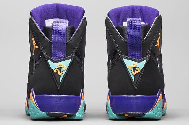 Air Jordan 7 Court Purple