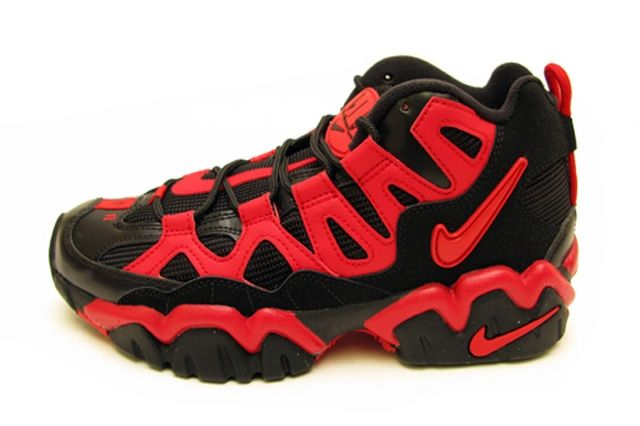 Nike Air Slant Uni Red 4