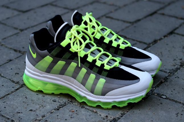 Nike Air Max 95 Bb Grey Volt 02 1