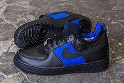 Nike Af1 Cmft Huarache Lyon Blue Thumb