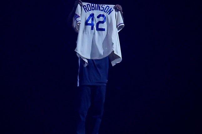 Jay Z Barclays Arena Robinson 1