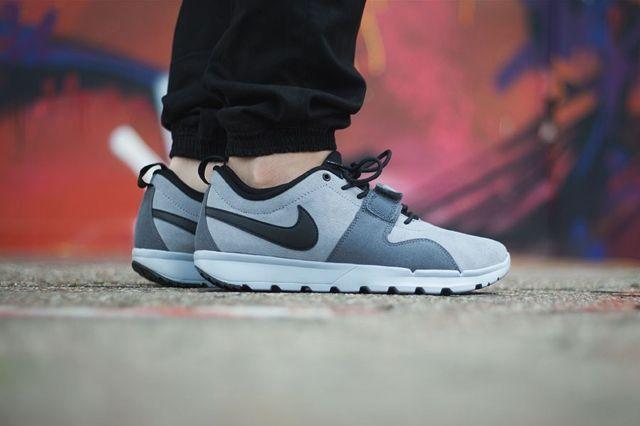 Nike Sb Trainerendor Cool Grey Bump Afew 2
