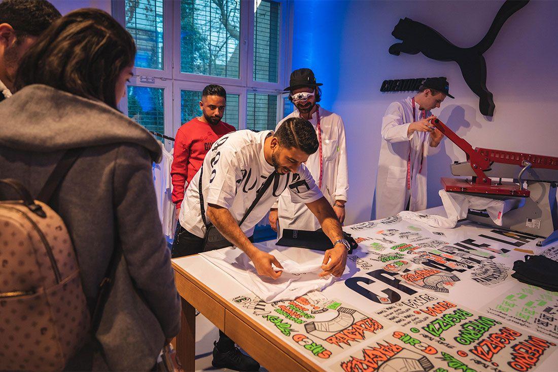 Inferno Ragazzi Eno Puma Future Rider Event Photos Sneaker Freaker 13