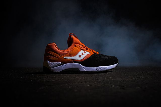 Saucony Grid 9000 Hallowed Pack 4