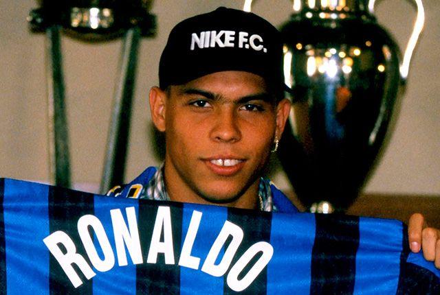 Ronaldo Nike Fc 1
