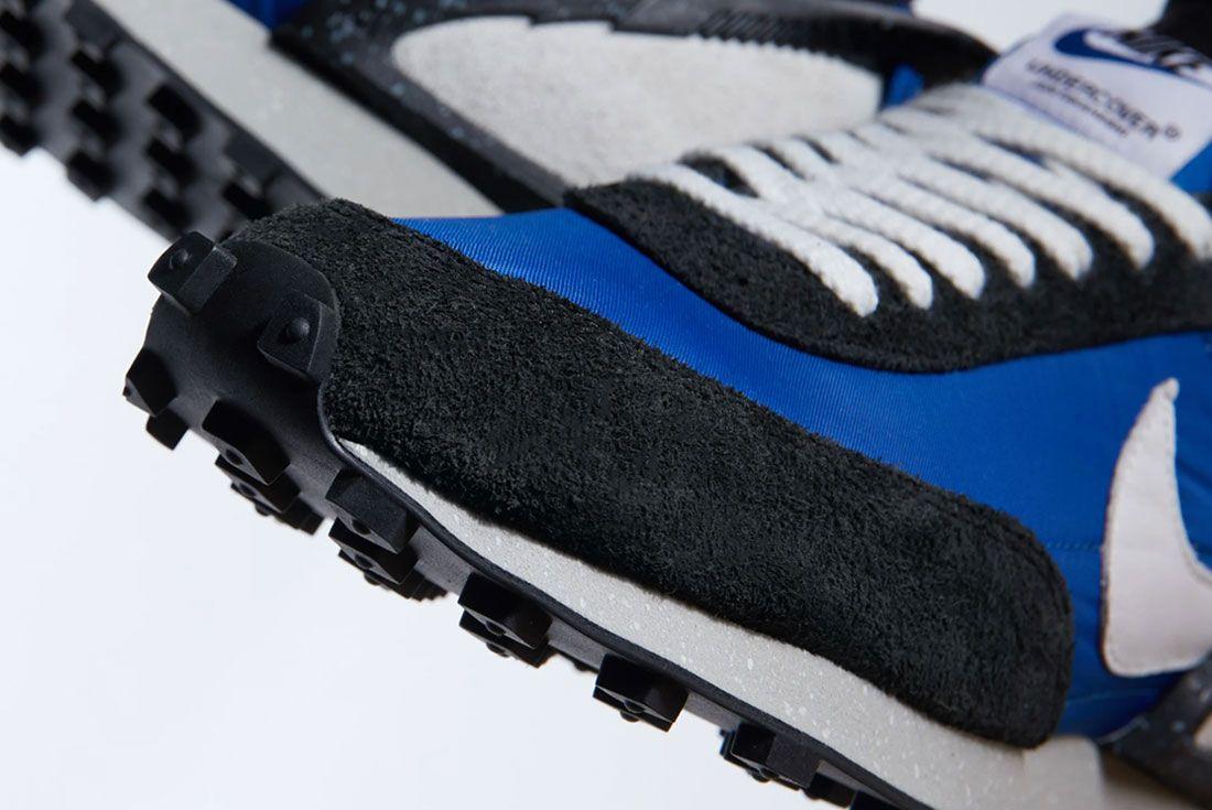 Undercover X Nike Daybreak Closeup Toebox Shot