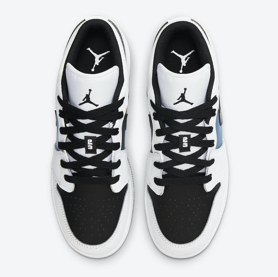 Air Jordan 1 Low GS CV9844-109