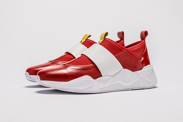 Shoe Surgeon Puma Sonic The Hedgehog Shoes Lateral