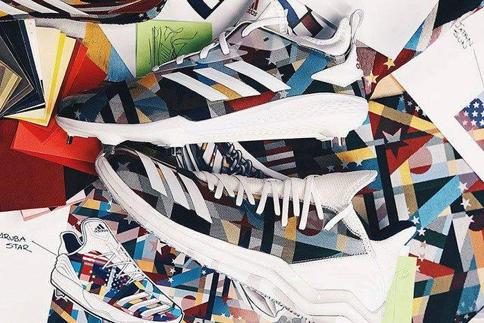 Adidas All Star Nations Pack 7
