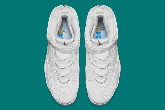 Nike Air Griffey Max 1 Triple White 3