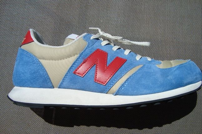 New Balance Bone Blue Red 2