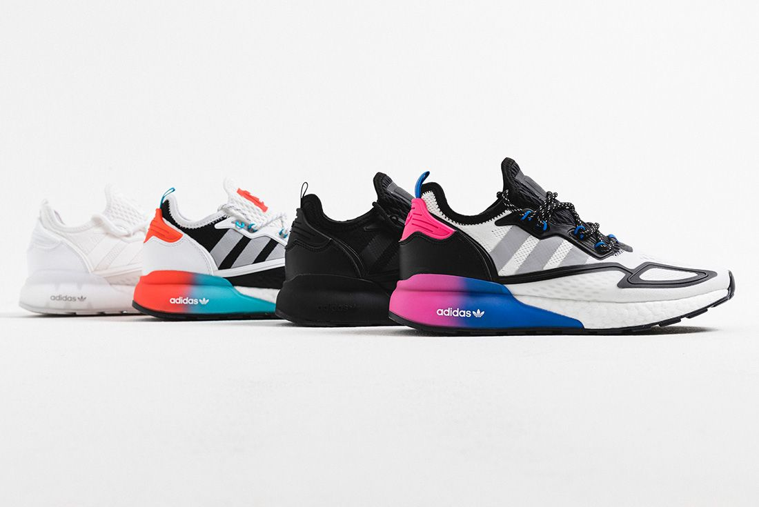 adidas ZX 2K BOOST hype dc
