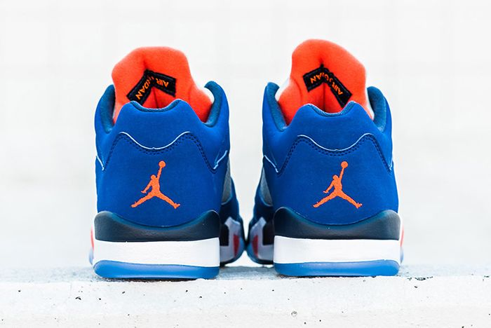 Air Jordan 5 Knicks 4