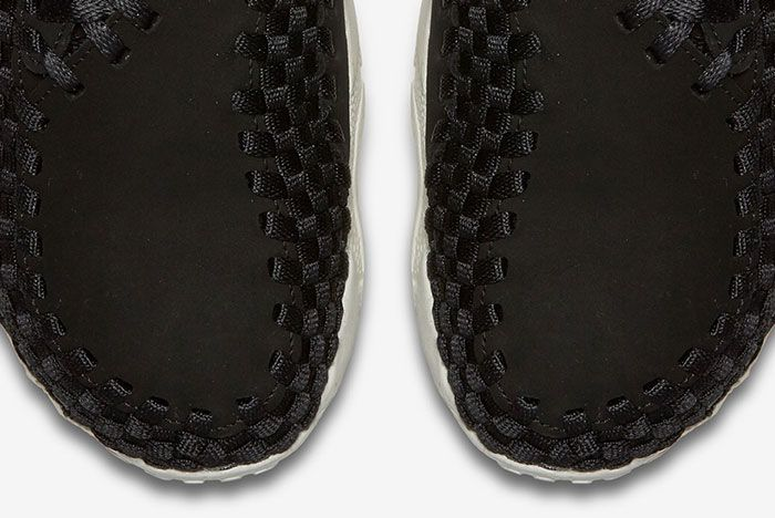 Nike Air Footscape Woven Black 9