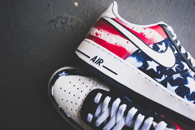 Nike Air Force 1 Independant Day Bumper Bump 1