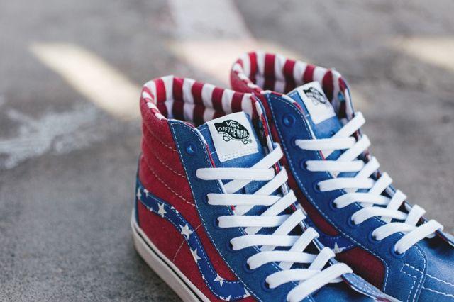Vans Van Doren Stars And Stripes Pack 6