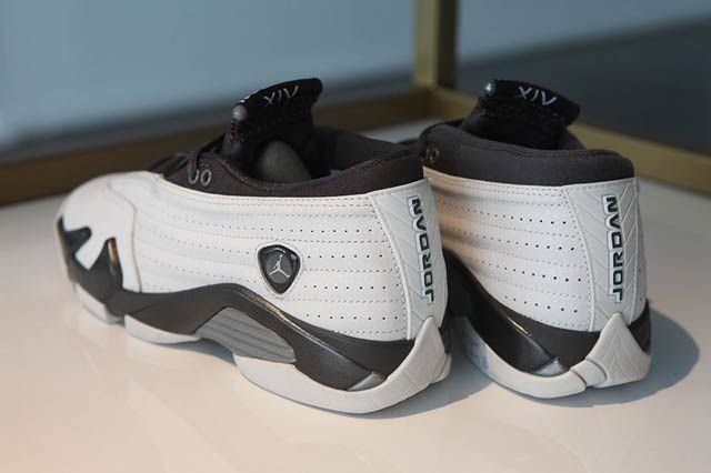 Air Jordan 14 Low Gs Phantom1