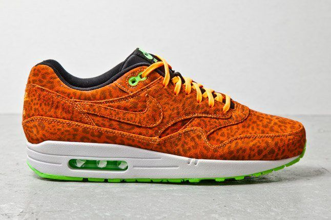 Nike Air Max 1 Fb (Orange Leopard) - Sneaker Freaker