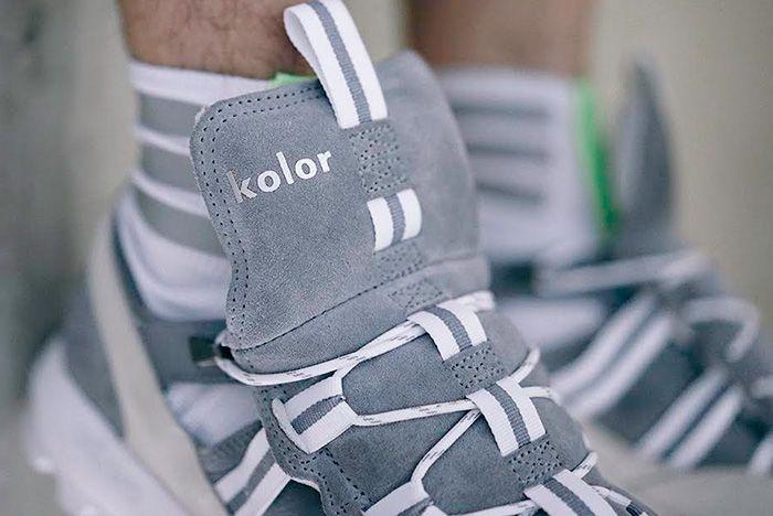 Kolor X Adidas Consortium Adizero Xt 6