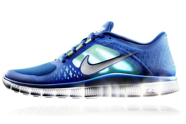 Nike Free Run 3 2 1