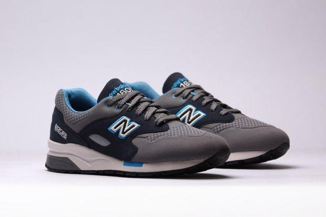 New Balance 1600 Sonic Grey Navy 3