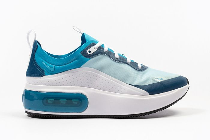 Nike Air Max Dia Se Blue Force Ar7410 104 Right Side Shot