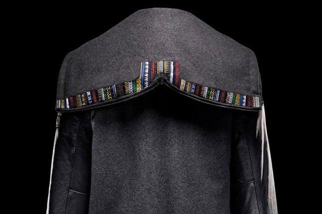 Nike Destroyer Jacket Hooded Black History Month 2012 3 1