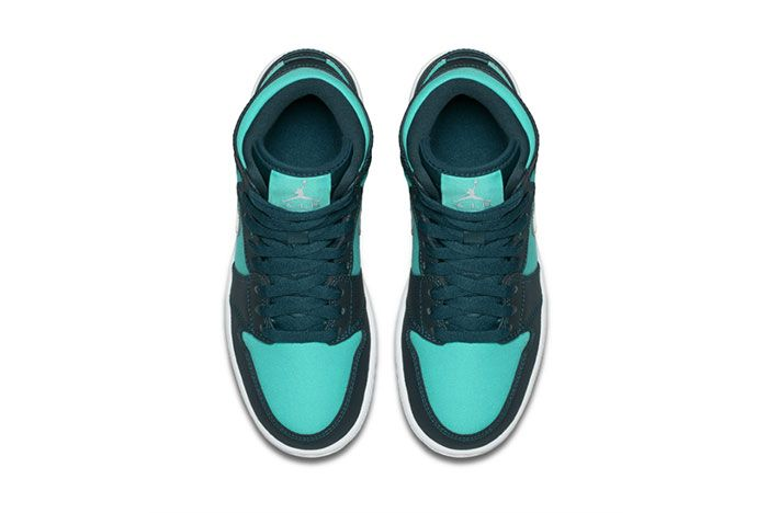 Air Jordan 1 High Tiffany Diamond 1