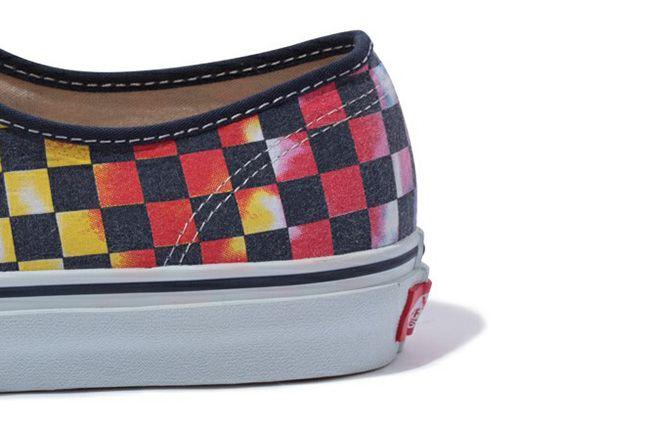 Xlarge Vans Authentic Tie Dye Checker Flag 4 1