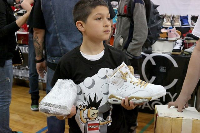 Sneaker Con Chicago May 2014 Recap 13