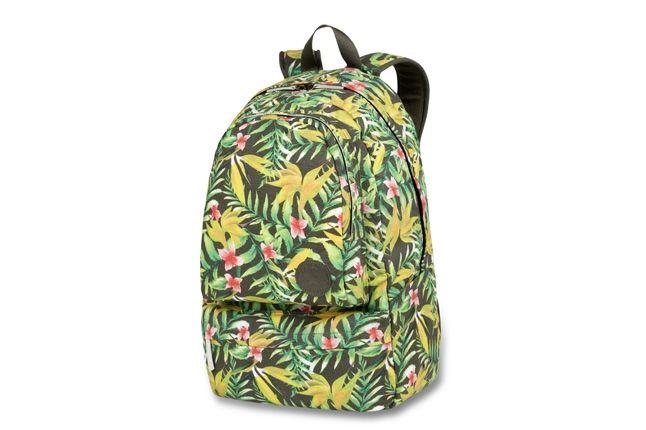 Converse Allstar Chukc Specialty Hawaiian Print Green Backpack 1