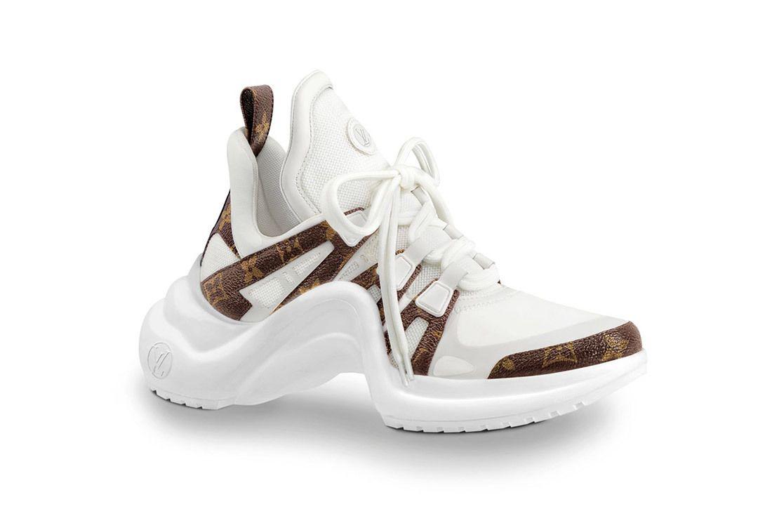 2 Louis Vuitton Archlight Sneaker Chunky Spring Summer Sneaker Freaker