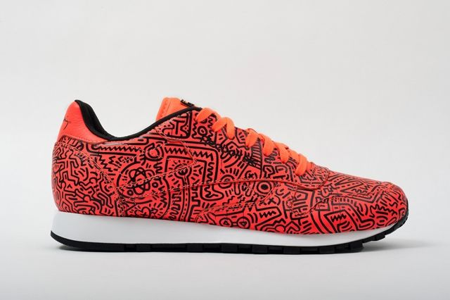 Keith Haring Reebok Classic Spring Summer 2014 Collection 6