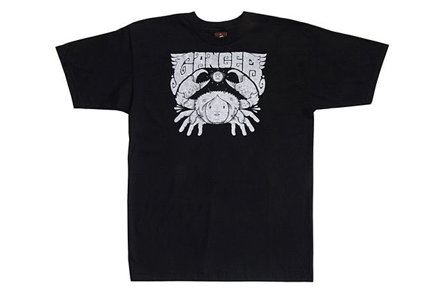 Super Fishal The Cancer Tee 1
