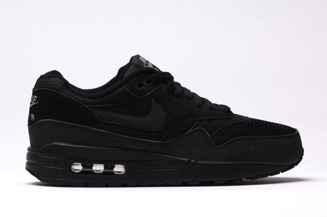 Nike Air Max 1 Essential Black Black