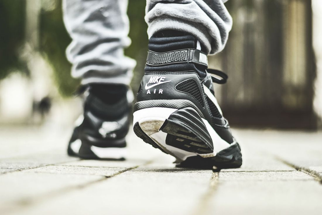 Nike Air Trainer Max '91 Leather Black2