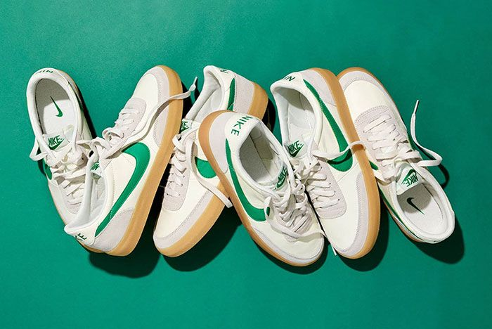 Nike X J Crew Killshot Green1 Group