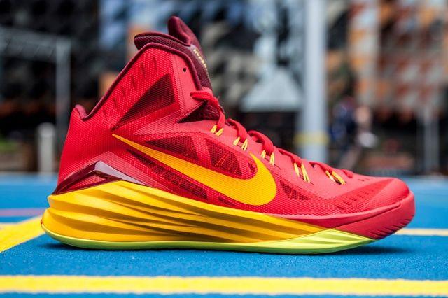 Nike Hyperdunk 2014 Foot Locker Red 2