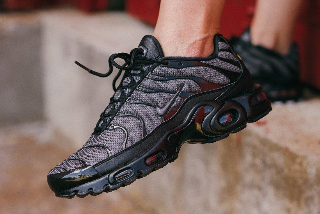 Nike Air Max Plus Tn Black 3